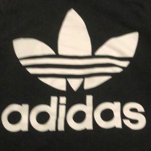 Adidas men's hoodie size large